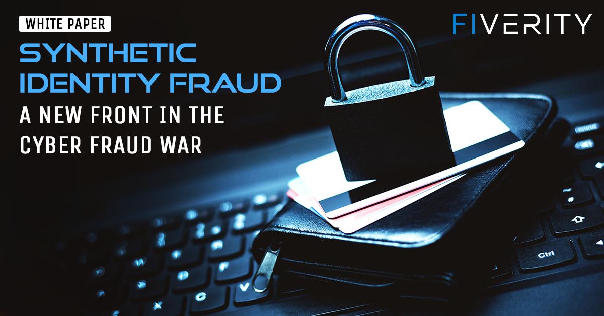 Webinar on Synthetic Identity Fraud
