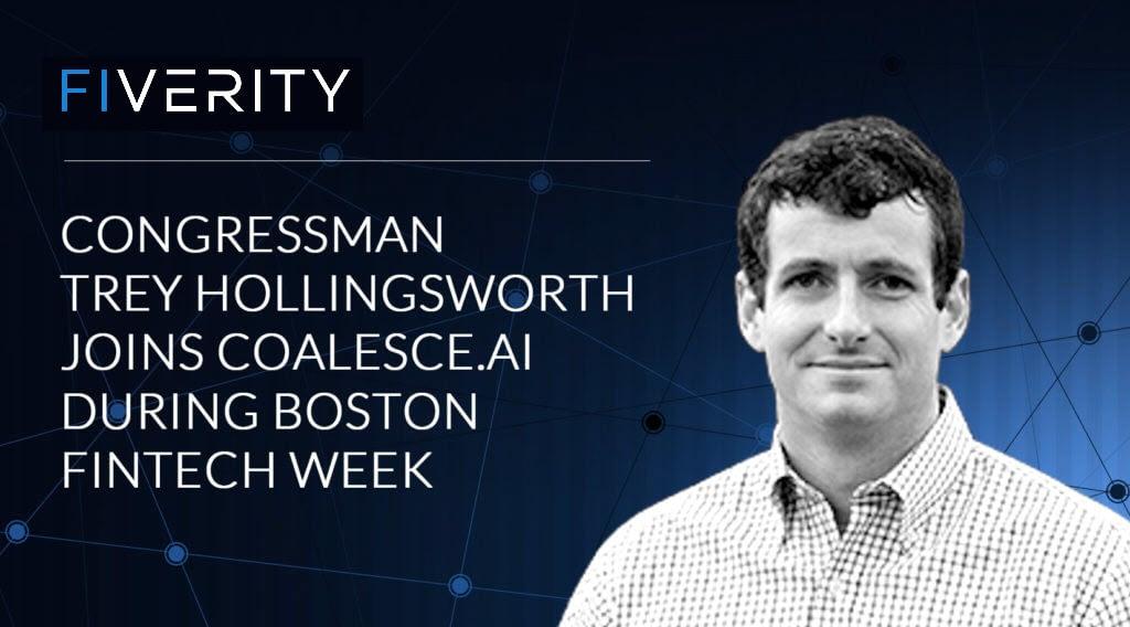 Congressman Hollingsworth attends Boston FinTech Week