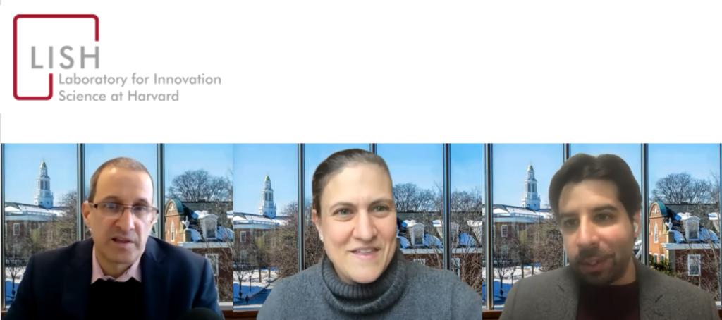 Harvard Business School Webinar on Artificial Intelligence