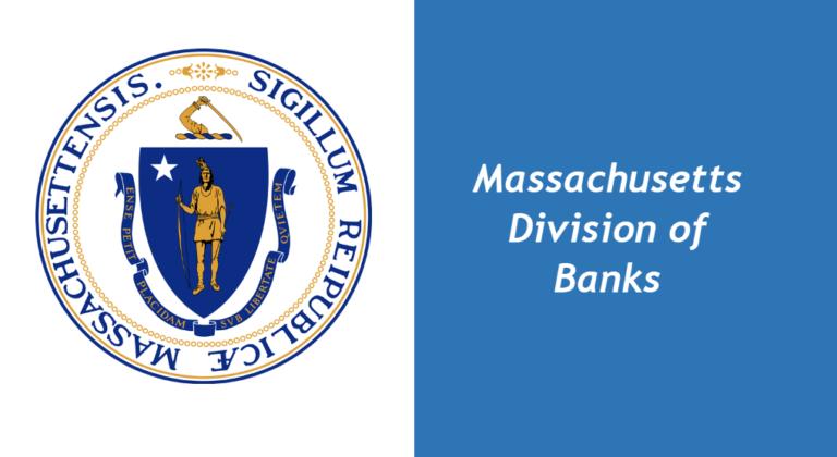 Massachusetts Division of Banks Logo